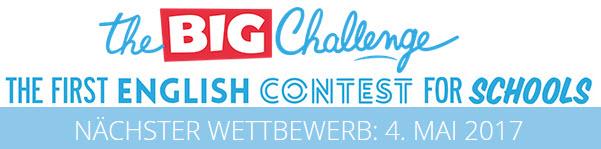 Preisträger THE BIG CHALLENGE 2017 vom Förderverein mit ausgezeichnet
