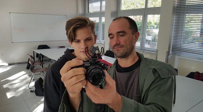 Video – Foto – Tonequipment …. technische Ausstattung weiter verbessert….