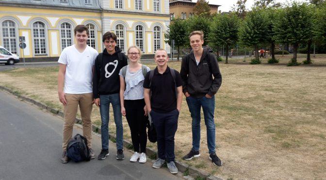 Mathematikturnier in Bonn