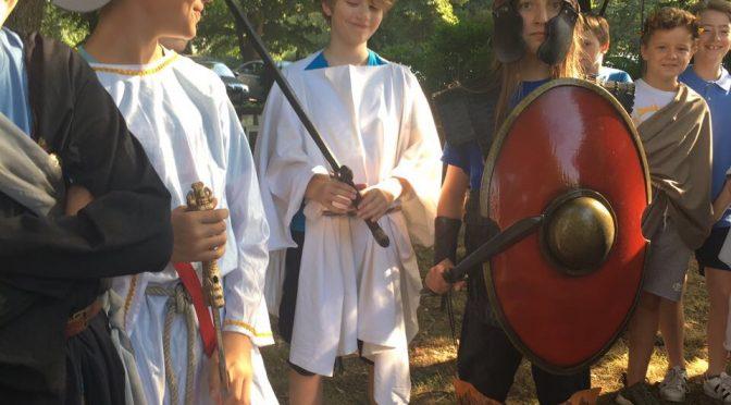 Römischer Legionär am Fabritz